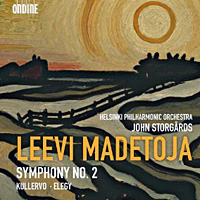 Symphonic music by Leevi Madetoja.