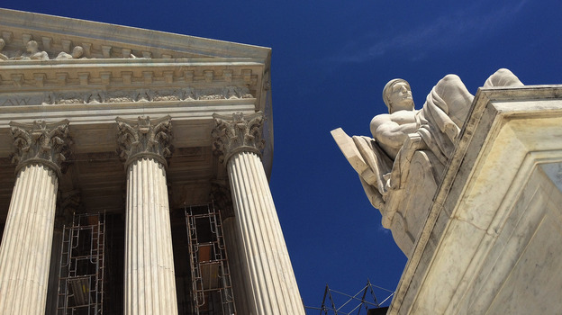 The U.S. Supreme Court agreed to hear a challenge to campaign-finance laws that could open the door to further money in politics beyond what Citizens United achieved. (Getty Images)