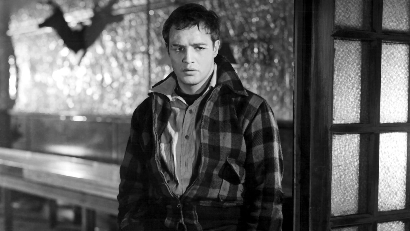 movie critique of on the waterfront On the waterfront (united states, 1954, 108 minutes, b&w, 35mm) the story of the movie is the choice each brother faces in how they will work off their.