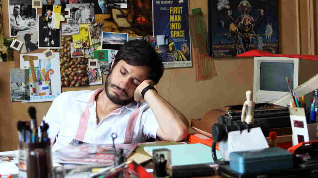Gael Garcia Bernal stars as an advertising man in Chile under Pinochet in the 2012 film No, which is nominated for Best Foreign Language Film at the upcoming Academy Awards.