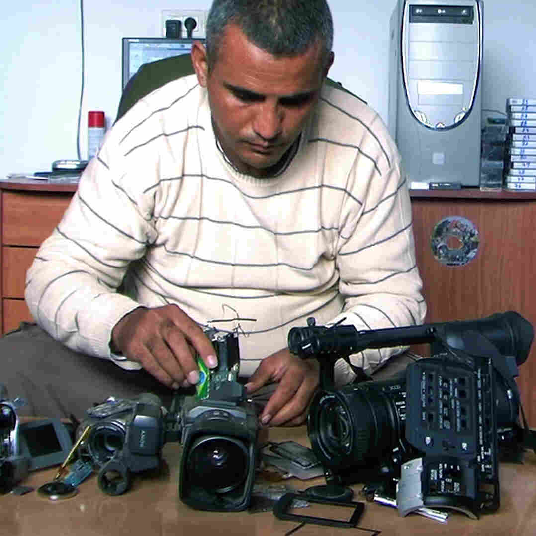 A West Bank Story, Told Through Palestinian Eyes