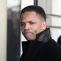 Former Rep. Jesse Jackson Jr., D-Ill., as he entered court in Washington, D.C., on Wednesday.