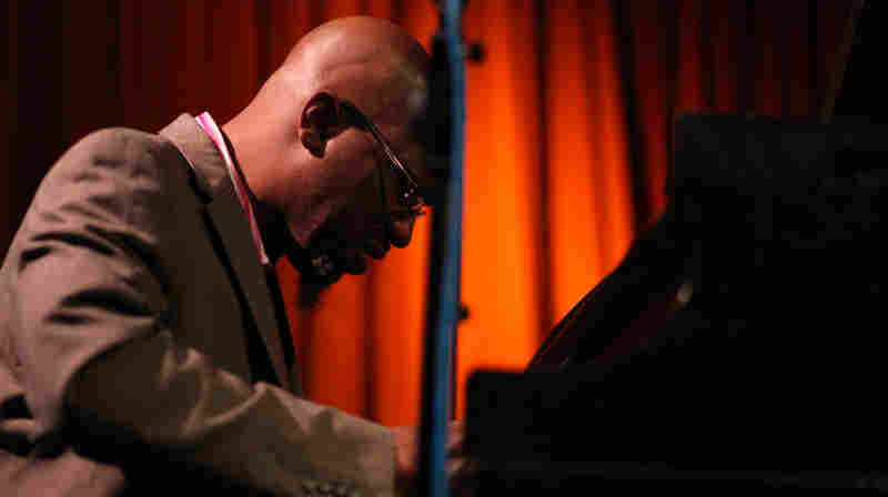 Pianist Orrin Evans performs at 92Y Tribeca as part of WBGO's The Checkout Live concert series.