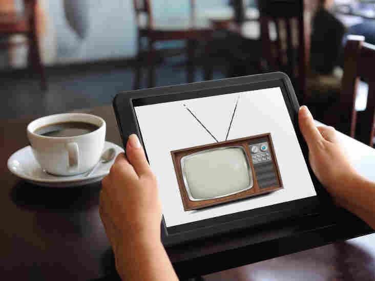 Aereo allows users to connect to a distant antenna — a tiny device that acts like an old set of rabbit ears — and watch broadcast TV channels on t