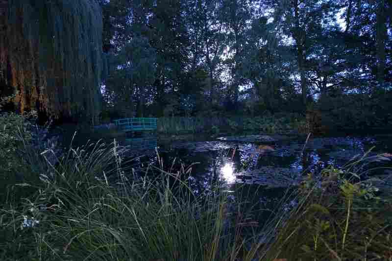 The Japanese Bridge, Claude Monet's Garden, Giverny, France