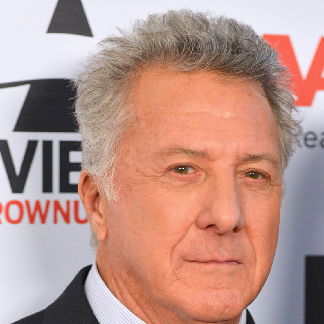 Dustin Hoffman attends the AARP's Movies for Grownups Awards with his wife, Lisa Hoffman. Hoffman's Quartet is just one of a new crop of popular films that target an over-50 audience.