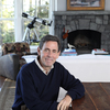 Edward Blum, director of the Project on Fair Representation, at his home in South Thomaston, Maine, on Nov. 9.