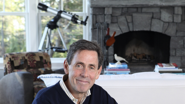Edward Blum, director of the Project on Fair Representation, at his home in South Thomaston, Maine, on Nov. 9. (Reuters /Landov)