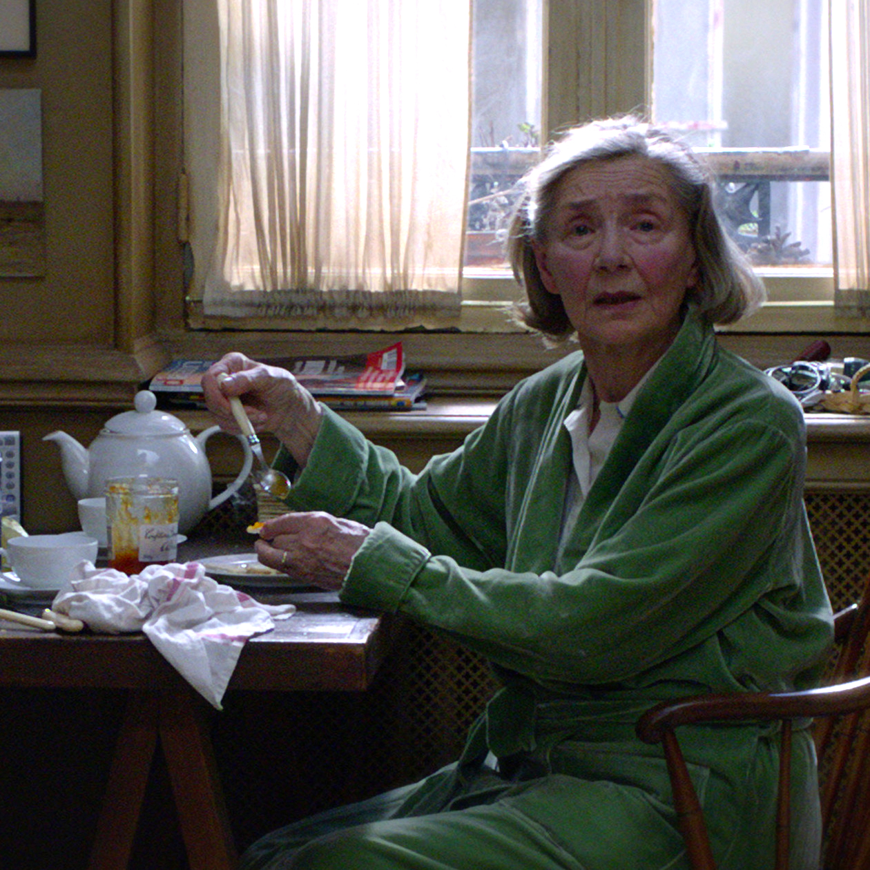 Emmanuelle Riva is the oldest woman to be nominated for the Best Actress Oscar. Her role in the successful, award-winning Amour shows how an older audience is changing the face of cinema.