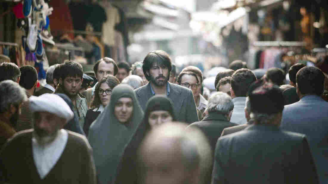 Ben Affleck as Tony Mendez in Argo. Affleck also directed the film, which is based on events surrounding the Iran hostage crisis of 1979.