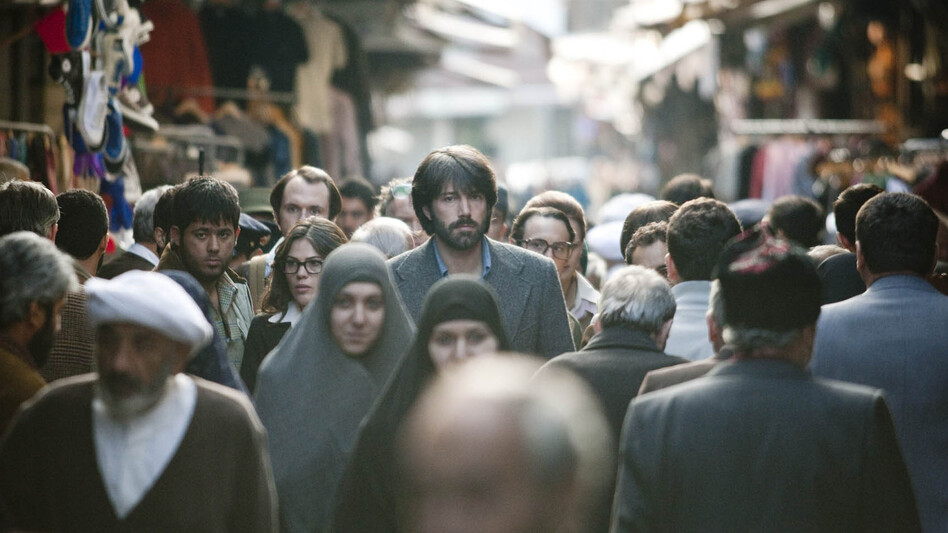 Ben Affleck as Tony Mendez in Argo. Affleck also directed the film, which is based on events surrounding the Iran hostage crisis of 1979. (Warner Brothers)