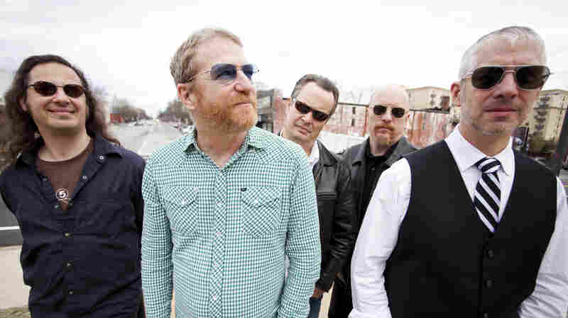 Camper Van Beethoven On World Cafe