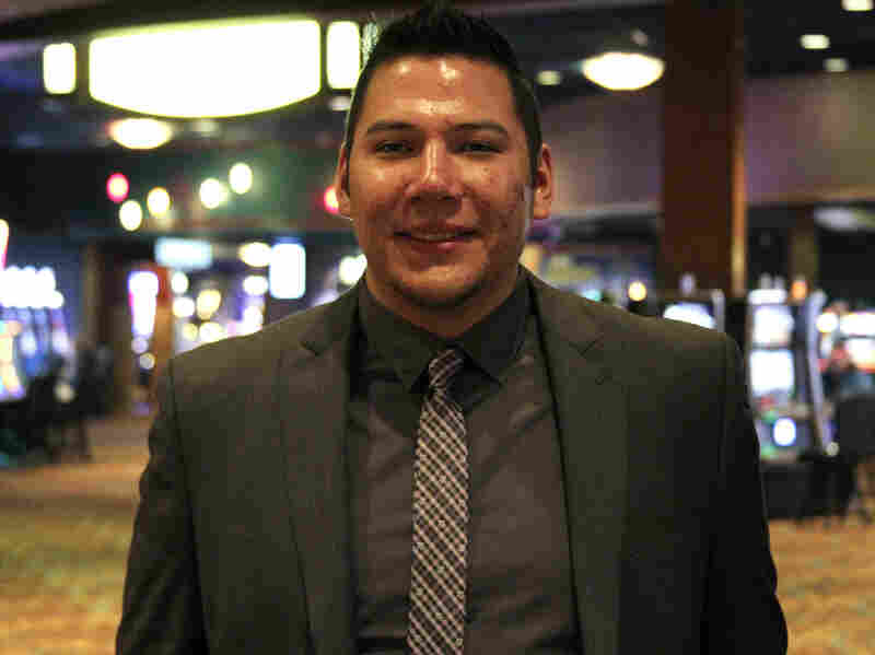 Joe Nayquonabe, the commissioner of corporate affairs at the Mille Lacs Band of Ojibwe, says Native American tribes are trying to diversify their source of revenue.