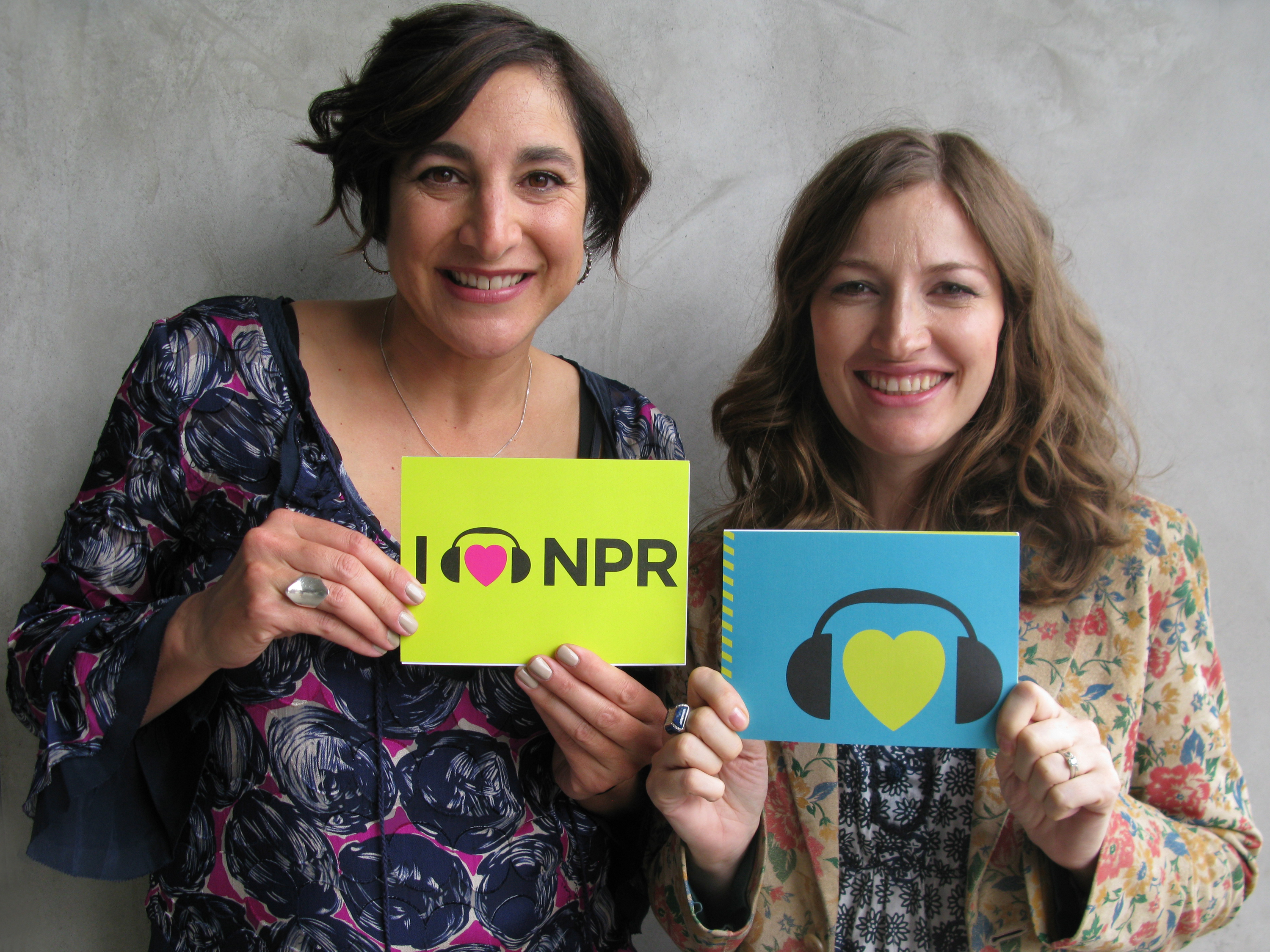 Once upon a time Pixar had no female lead characters, that is until Brave hit theaters last year. Producer Katherine Sarafian and actress Kelly Macdonald talked about the movie, now nominated for animated feature film, on Morning Edition. No fairy tales here: Sarafian and Macdonald heart NPR. (http://n.pr/LajBTt)