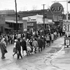 When John Queen died in August 1965 in front of the Ice House (the building between the Standard Oil station and The Dollar Store), rules of racial inferiority were so entrenched in Fayette, Miss., that black residents felt they couldn't complain. But just four months later things changed and black residents marched on Dec. 24 as part of their boycott against white-owned businesses.