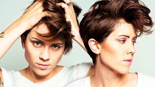 Twin sisters Tegan and Sara Quin have been writing songs since they were 15 and independently released their first full-length album in 1999. Since then, they've produced seven studio albums. (Courtesy of the artist)