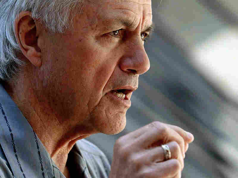 John Irving pictured in May 2006.