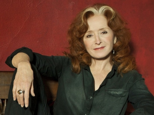 Singer-Songwriter Bonnie Raitt Plays Not My Job
