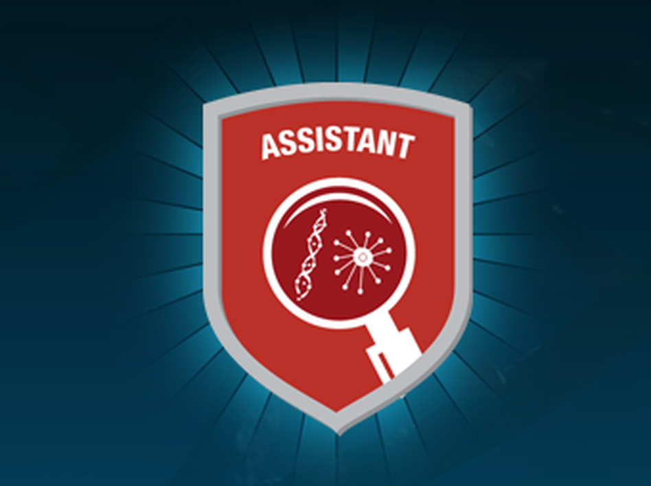 As you solve outbreaks, you earn points and work your way to becoming an assistant disease detective.