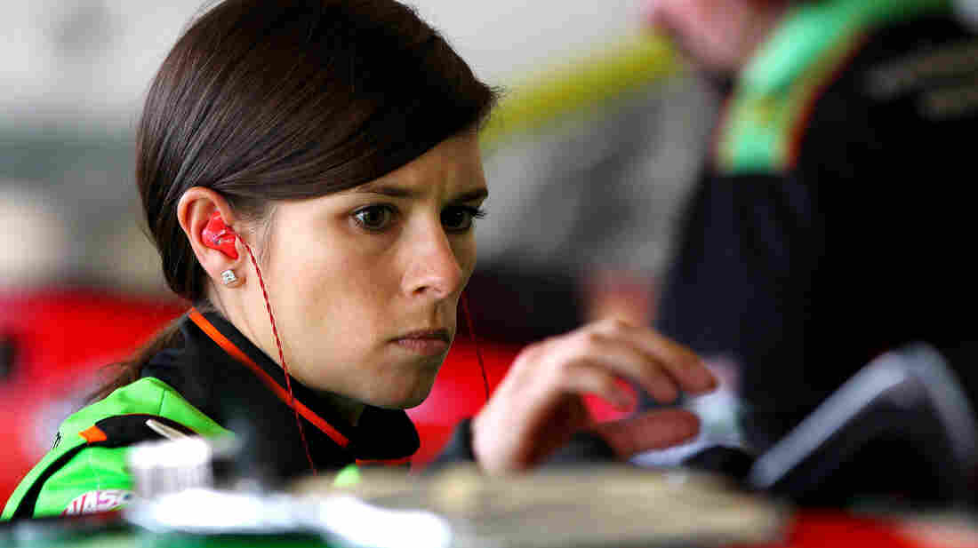 Danica Patrick became the first woman to win the No. 1 starting slot at NASCAR's elite level. But will that spot — and her weight advantage — give her an edge in Sunday's Daytona 500?