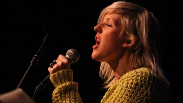 Ellie Goulding. (WXPN)