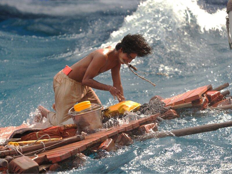 Real-Life Shipwreck Survivor Helped 'Life Of Pi' Get Lost At