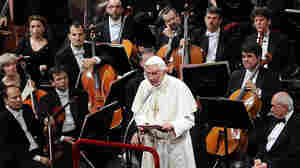 Benedict And Beethoven: The Outgoing Pope's Musical Life