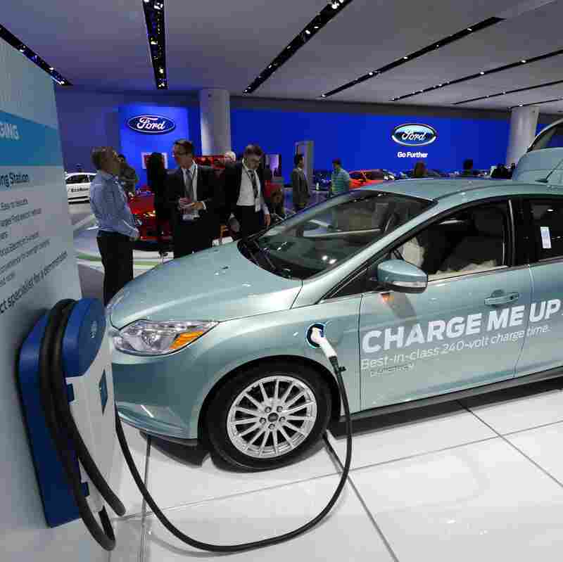 Flipping The Switch: What It Takes To Prioritize Electric Cars