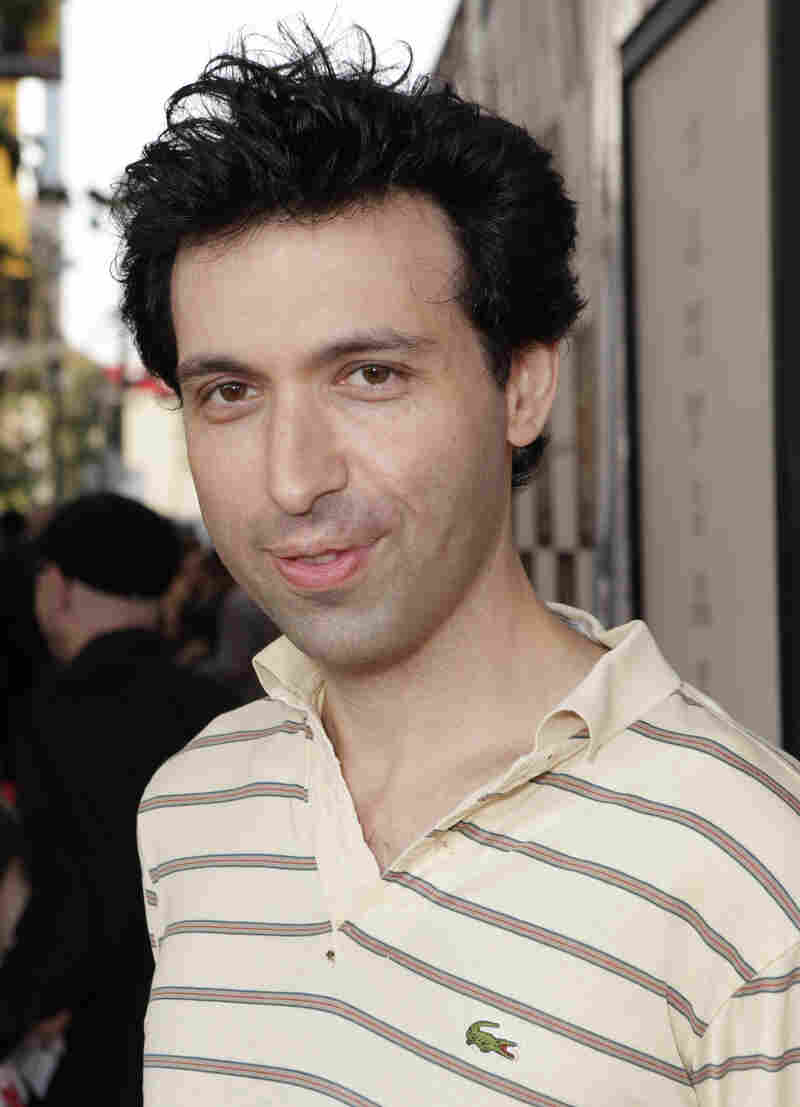 Actor-writer-director Alex Karpovsky