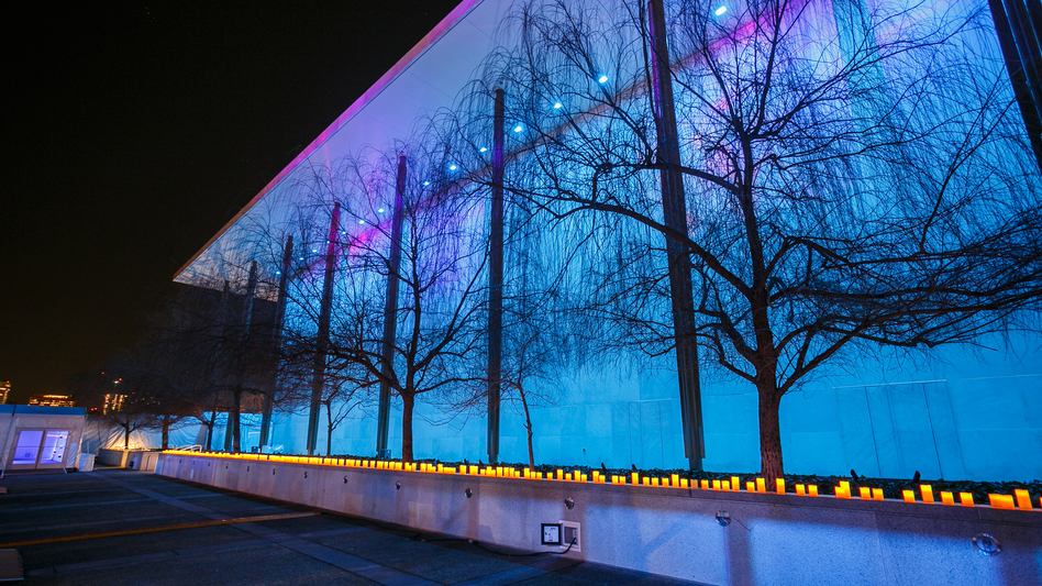 Nordic Cool Facade. (Courtesy: John F. Kennedy Center for the Performing Arts)