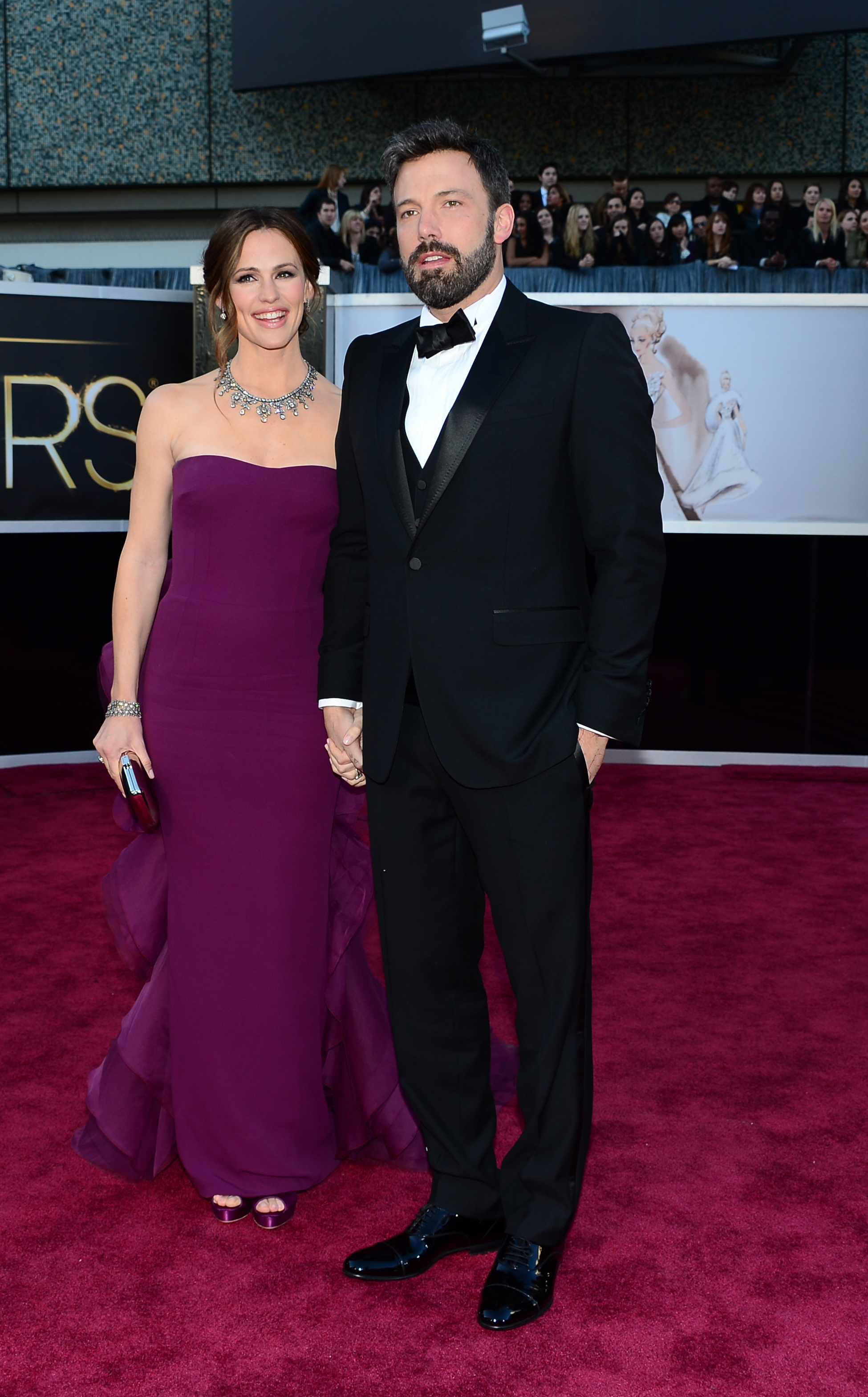Ben Affleck and his wife, Jennifer Garner