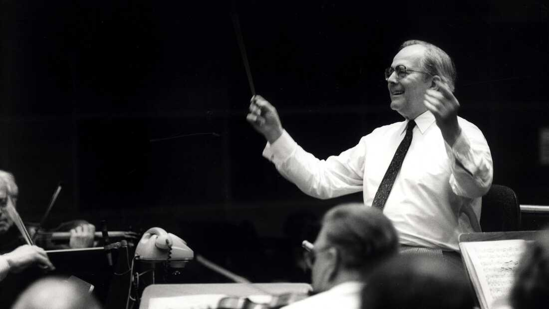 Remembering A Conductor Who Blossomed In Philadelphia