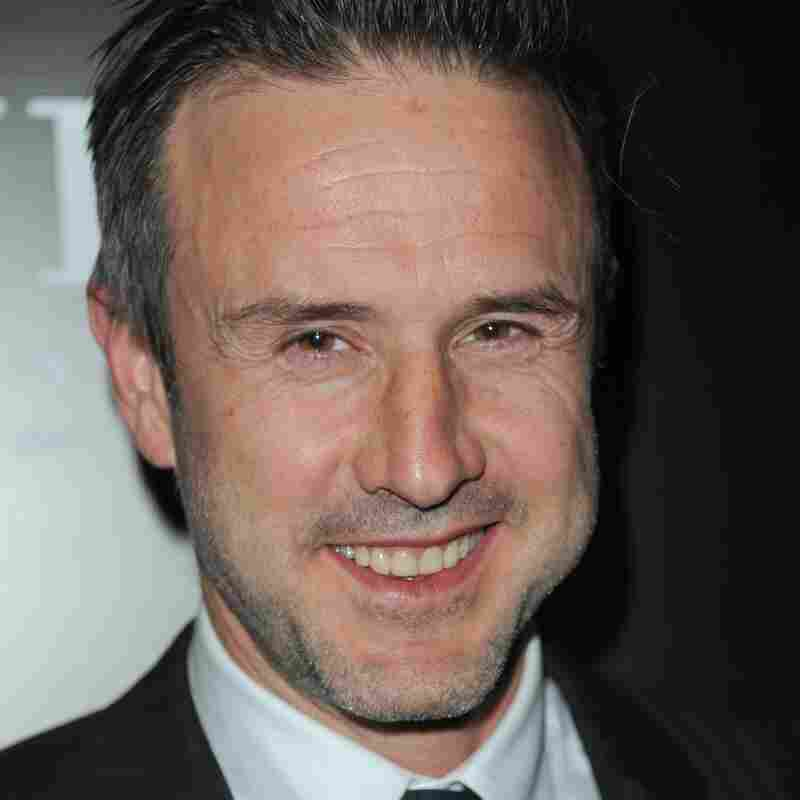 David Arquette was there to serve Howard Stern and his radio show.