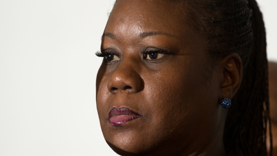 Sybrina Fulton, mother of Trayvon Martin. (AFP/Getty Images)