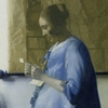 "The Getty Museum is the last€"" and only U.S. stop on the world tour of Woman in Blue Reading a Letter."