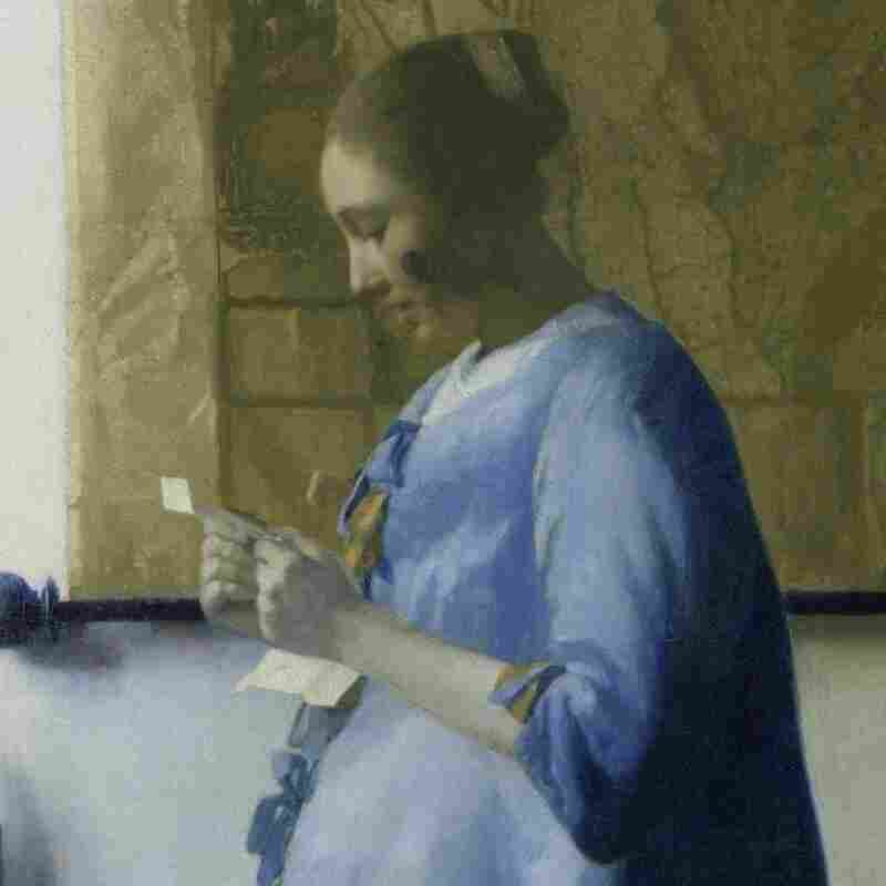 Vermeer's 'Woman In Blue' Brings Her Mystery, Allure To L.A.