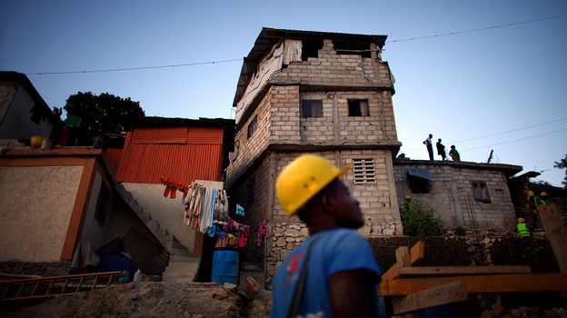 What Happened To The Aid Meant To Rebuild Haiti?
