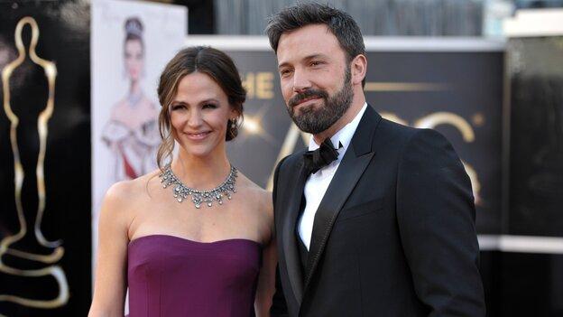 Actress Jennifer Garner has been at her husband Ben Affleck's side throughout the award show season.