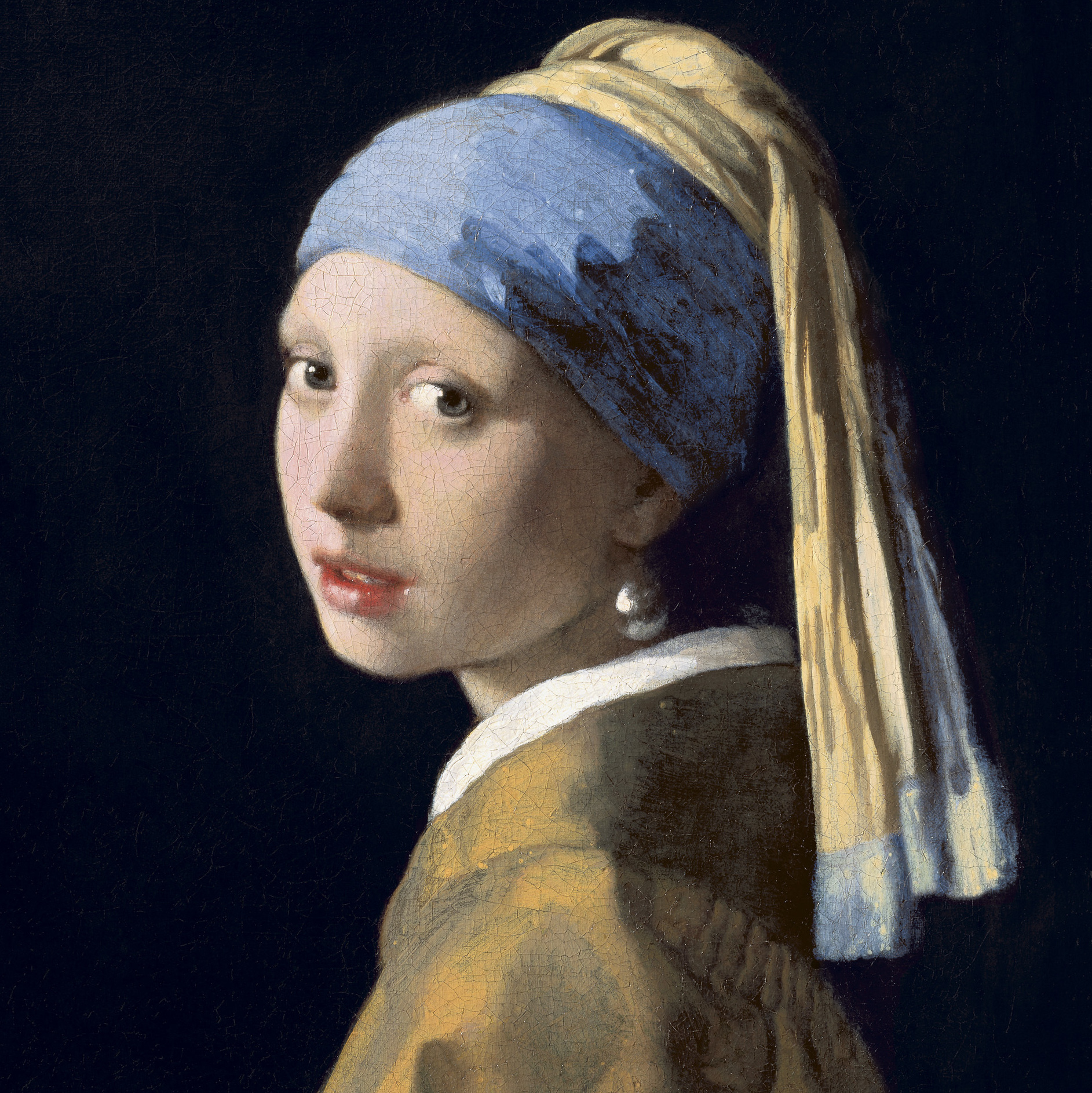 Vermeer's Girl With a Pearl Earring is also showing on the West Coast, at the de Young Fine Arts Museum in San Francisco, until June 2.
