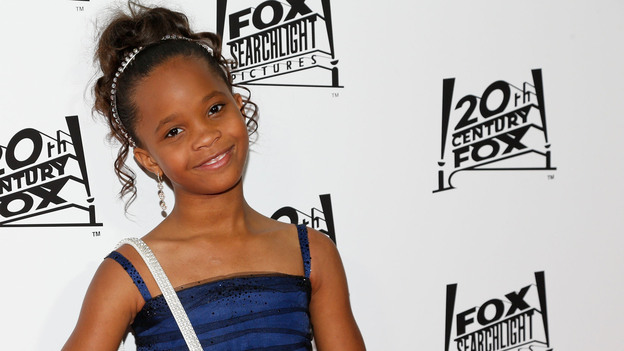 Actress Quvenzhane Wallis. (Getty Images)