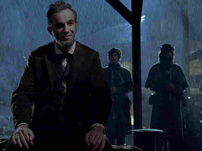 "Linguist Geoff Nunberg finds that in the film Lincoln, screenwriter Tony Kushner oscillates between old and modern meanings of ""equality."""