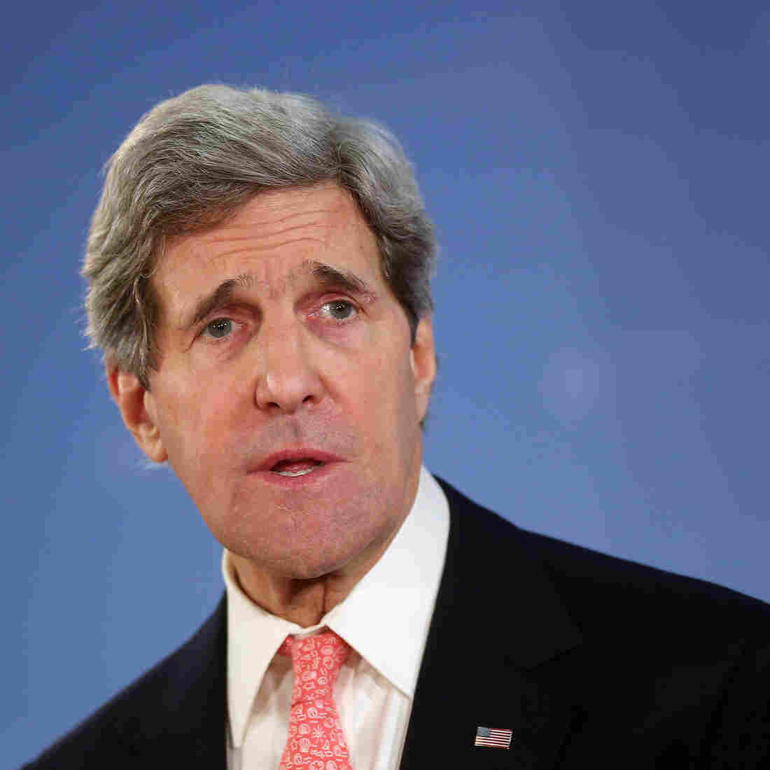 John Kerry To German Students: Americans Have 'Right To Be Stupid'