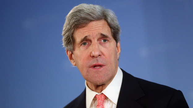 U.S. Secretary of State John Kerry. (Getty Images)