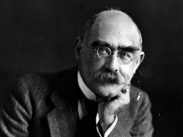 Nobel laureate Rudyard Kipling wrote novels, poems and short stories, mostly