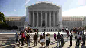 Supreme Court Weighs Future Of Voting Rights Act