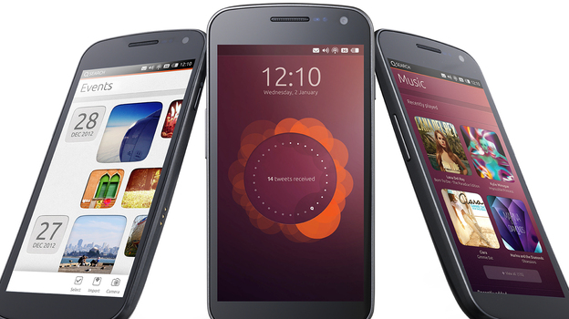 Smartphones based on Ubuntu, a Linux-based operating system, are expected in 2014. (Canonical)