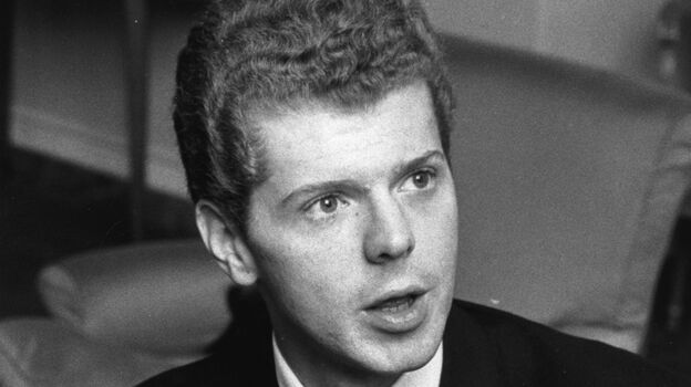 U.S. pianist Van Cliburn in 1963. (Getty Images)