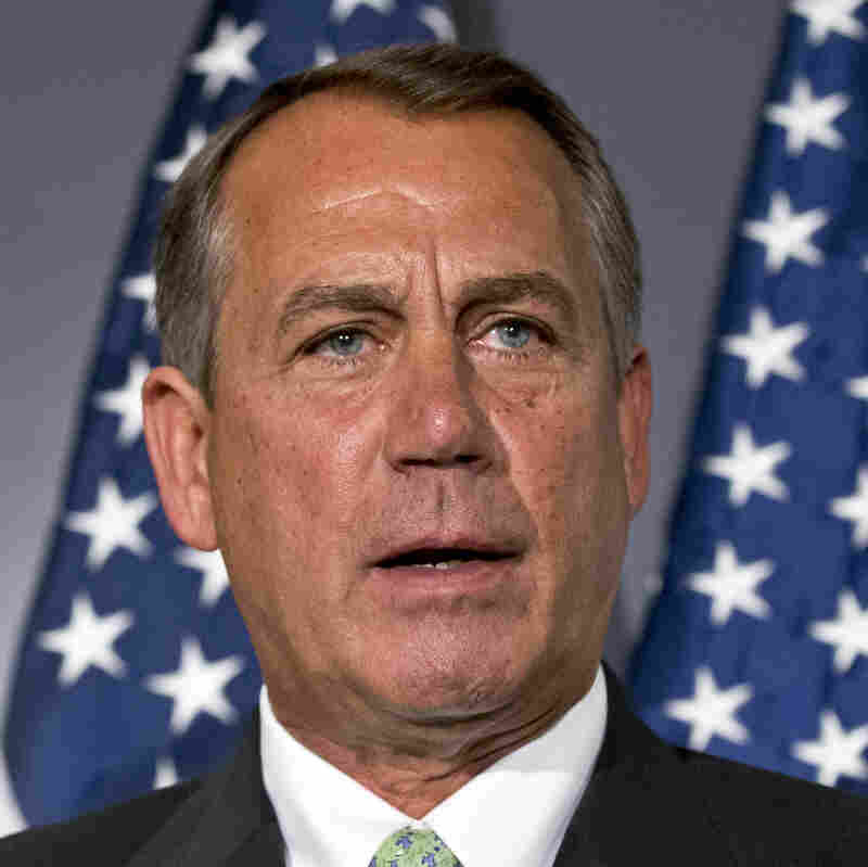 On Message: What Boehner's Saying (And What He's Not) About Sequester