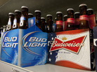 Plaintiffs accuse Anheuser-Busch of misleading consumers about the alcohol content in Bud Light, Budweiser and other products. The brewer denies the claims.