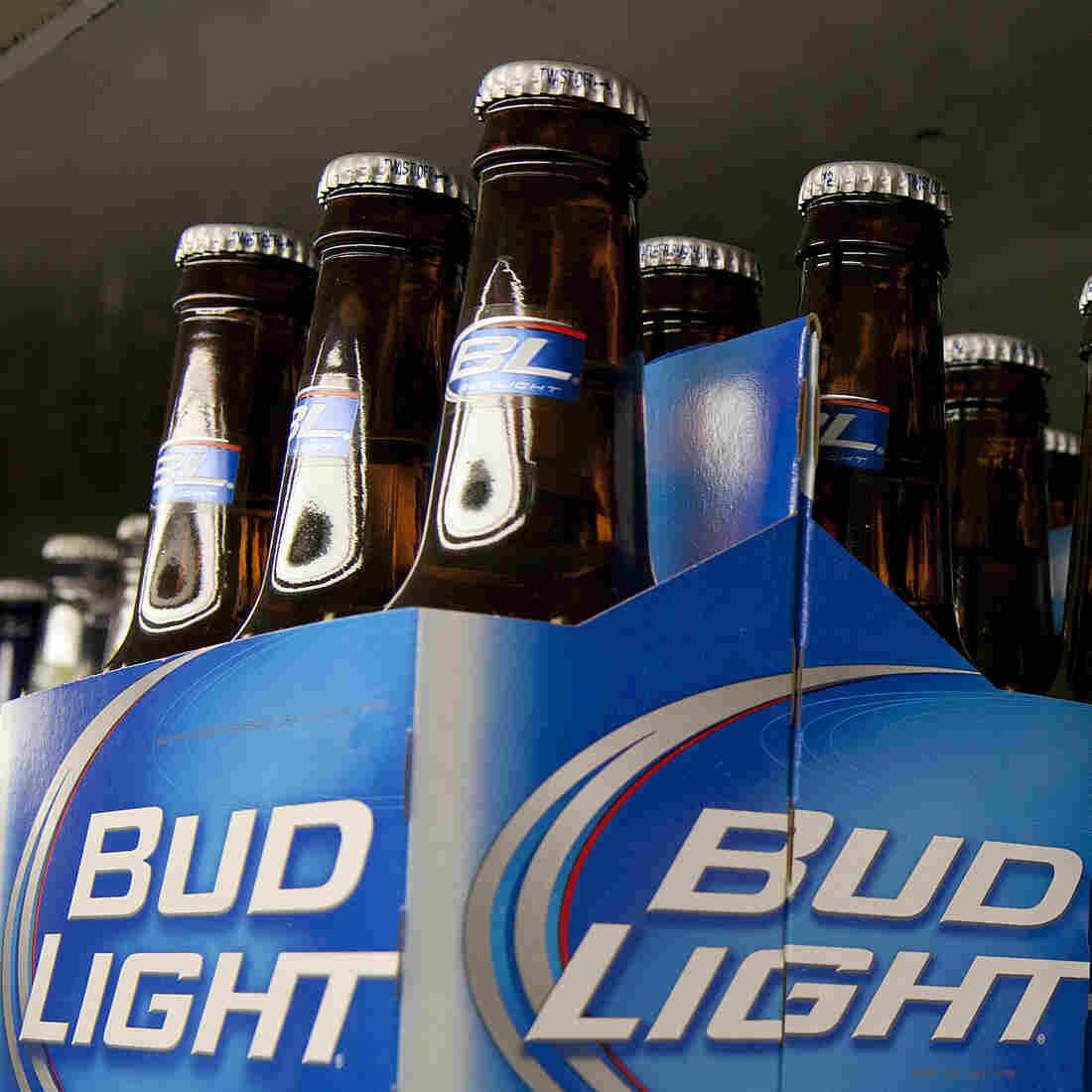 Budweiser May Seem Watery, But It Tests At Full Strength, Lab Says